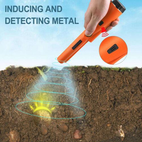 как выглядит Металлоискатель (Металлодетектор) GP-Pointer Pinpointing GOLD Metal Detector Hand Held Water-resistant Design Tool фото