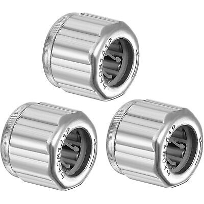 Uxcell Hf081412 Needle Roller Bearings One Way Bearing 8mm Bore 14mm Od 12mm