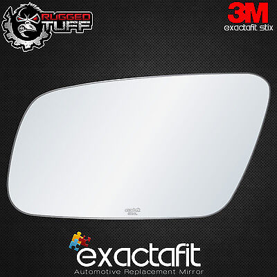 NEW 99-05 AUDI DRIVER REPLACEMENT SIDE POWER MIRROR GLASS LENS A4 S4 S8 A6 A8 S6