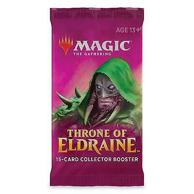 Magic: The Gathering - Throne of Eldraine Collector Booster (1pc)
