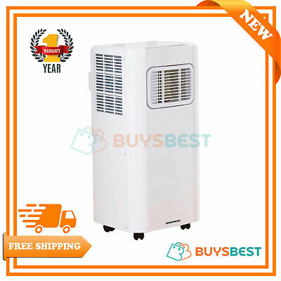 Daewoo Portable Air Conditioning Fan Dehumidifier Conditioner 3-in-1 - COL1317