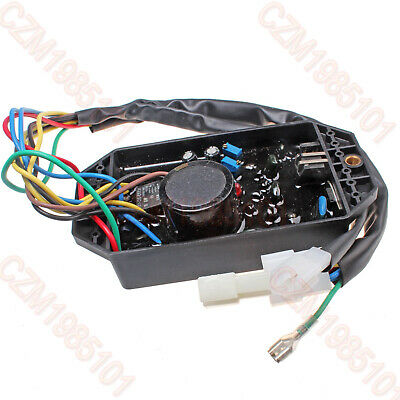 Avr 5kw Voltage Regulator For Kipor Mono Diesel Generator Kde6700ta Single-phase