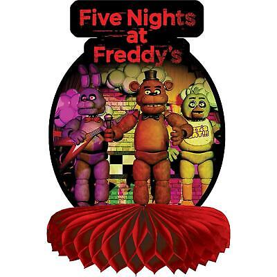 Five Nights at Freddy's Game Halloween Birthday Party Decoration Centerpiece - Halloween At Freddy's Game