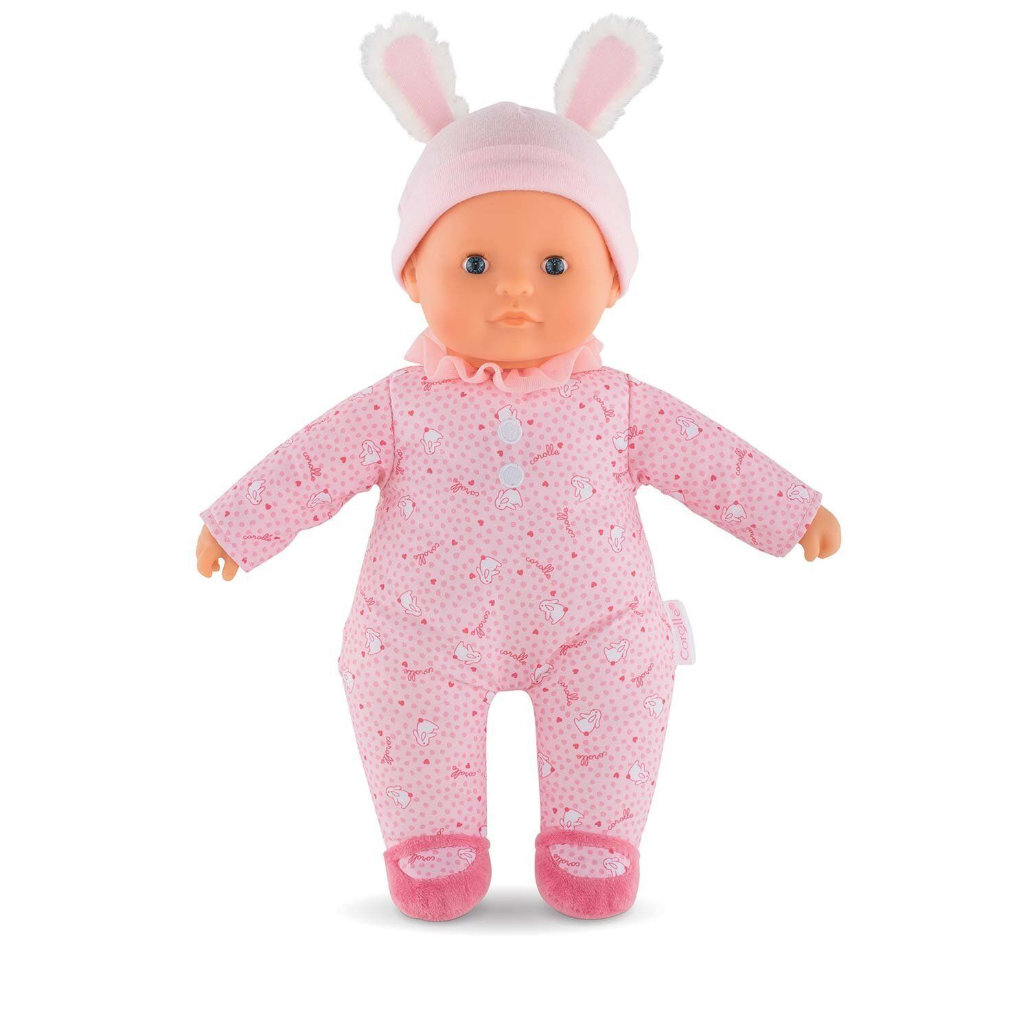 Corolle Mon Premier Poupon Sweet Heart Toy Baby Doll, Pink