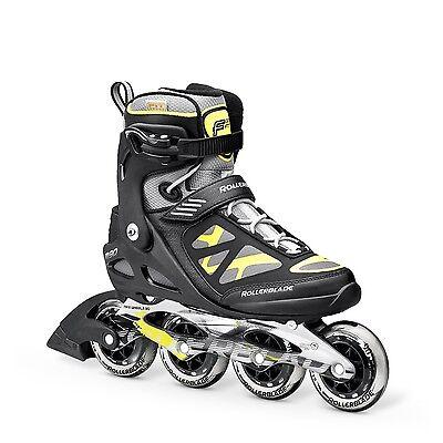 Rollerblade Men's Macroblade 90 ST Inline Skates (UK 8.5 EU 42.5 US 9.5) *NEW*