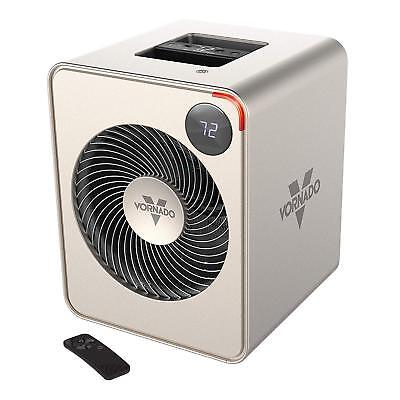 Vornado VMH500 Whole Room Metal Space Heater w/ Auto Climate Control - Champagne for sale  Nashville