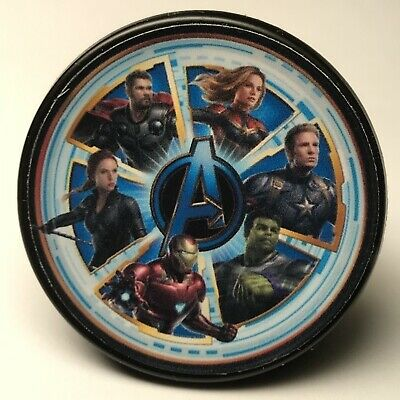 pers Rings Birthday Party Favors - Set of 20 (Avengers Cupcake Ringe)