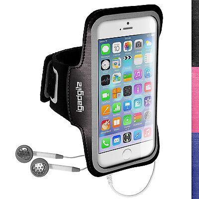 "Sports Armband Fitness Tasche für Apple iPhone 6 & 6S 4.7"" Joggen Etui Hüllen"