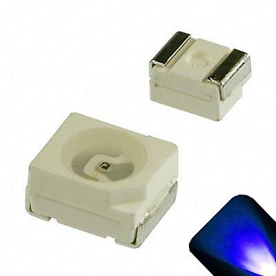 10 X Led Plcc2 1210 3528 Blue Smd Leds Light Super Ultra Bright Gauge Plcc-2
