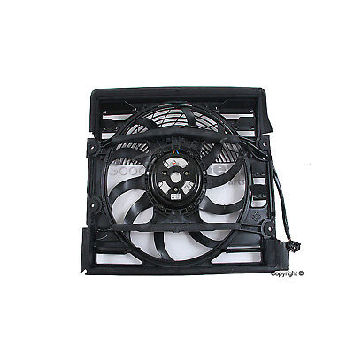 New Genuine A/C Condenser Fan Motor 64546921383 for BMW 740i 740iL 750iL Z8