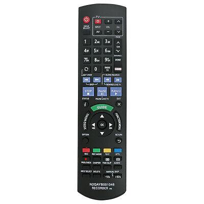 N2QAYB001046 Ersatz Fernbedienung Only Passt Panasonic Blu-ray Disc DVD Device