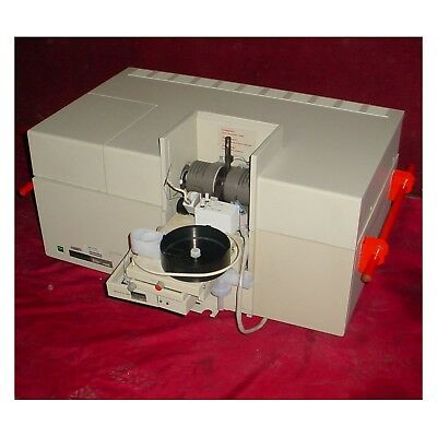 Perkin-elmer 4100zl Zeeman Atomic Absorption Spectrometer Was-71 Autosampler