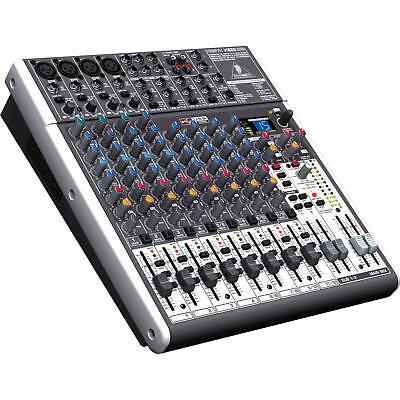 Behringer XENYX X1622USB mint 16-Input Live Sound Mixer Board w/ USB & FX EQ