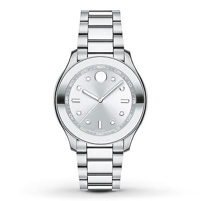 Movado 3600415 Women's Bold Silver Quartz Watch
