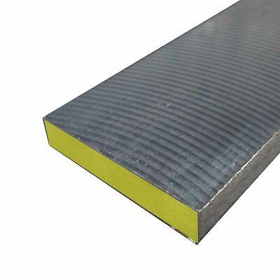 A2 Tool Steel Decarb Free Flat 1-12 X 3-12 X 12