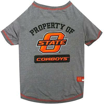 Oklahoma Kostüme (OKLAHOMA STATE COWBOYS NCAA dog pet Tee Shirt  (all sizes))