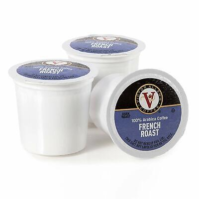 - Victor Allen French Roast Coffee 12 to 200 Count Keurig Kcup Pods FREE SHIPPING