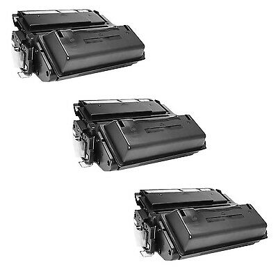 3PK Q5942A 42A Toner Cartridge for HP 42A LaserJet 4250n 4250tn 4350n 4350tn