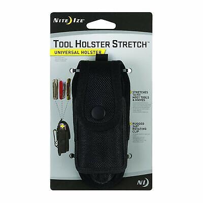 Tool Holster Stretch Universal Multi Tool Holder Elastic Sid