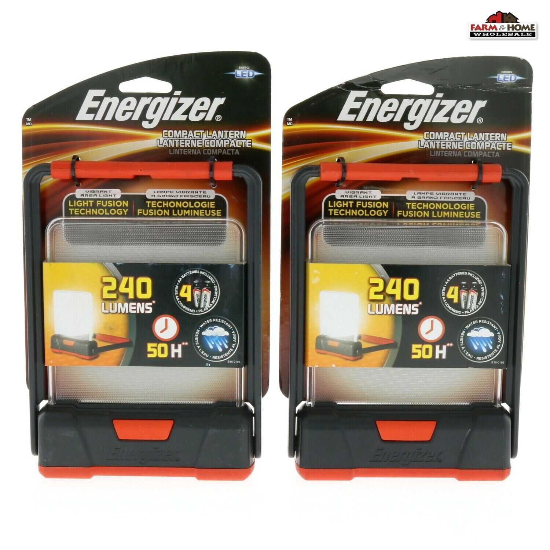 Energizer Fusion 150 Lumen Compact LED Lantern - ENFCL41E