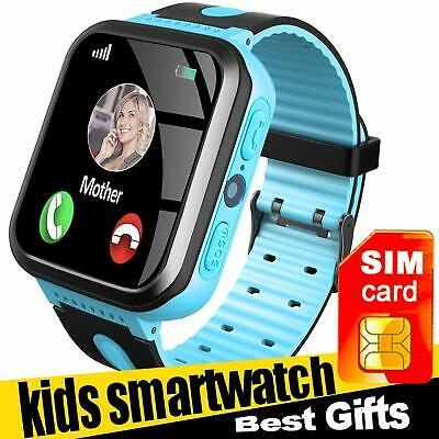 Smart Watch for Kids, Best Gifts for 4-12 Year Old Boys Girls, Kids Smart Watch