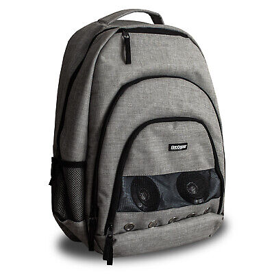 Deco Gear Bluetooth Speaker Backpack | Great for the Beach, Parties, and Travel