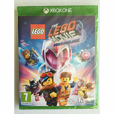 The LEGO Movie 2 Videogame (Xbox One) - IN STOCK READY TO SHIP - New & Sealed