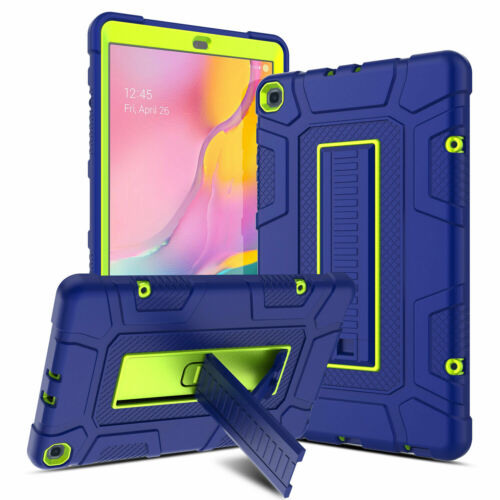 For Samsung Galaxy Tab A 10.1 2019 Tab E 9.6 Tablet Smart Rugged Case Cover