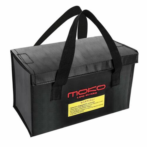MoKo Handle Fireproof Explosionproof Battery Safe Bag Hook H