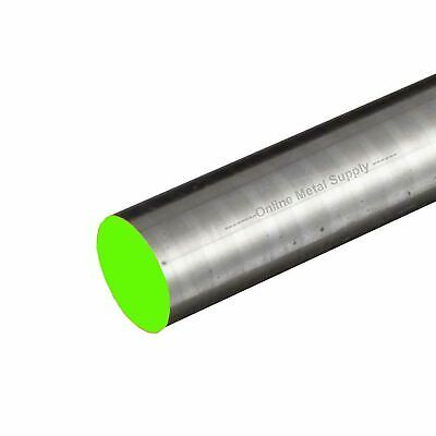 4140 Alloy Steel Round Rod 2.000 2 Inch X 36 Inches