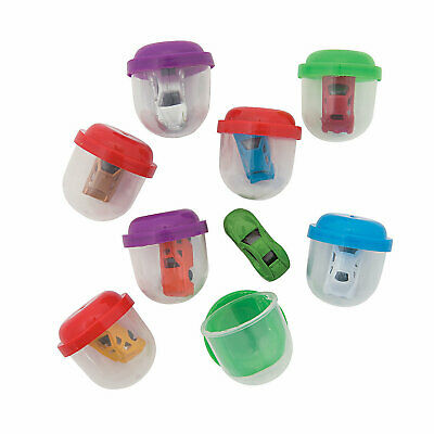 Bulk Vending Toy Car 1.1 In Capsule - Toys - 250 Pieces