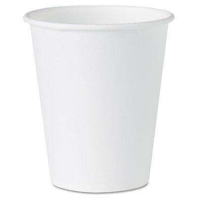 Solo White Paper Water Cups 4oz White 100/Pack 404](White Solo Cups)