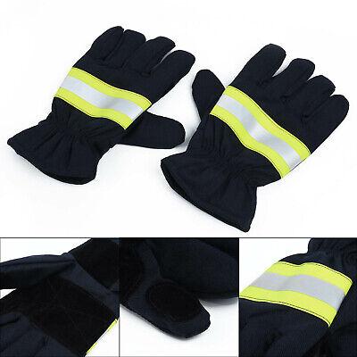 Firefighting Gloves Fire-proof Anti-fire Non-slip Gloves F0l6 Fire Equipment