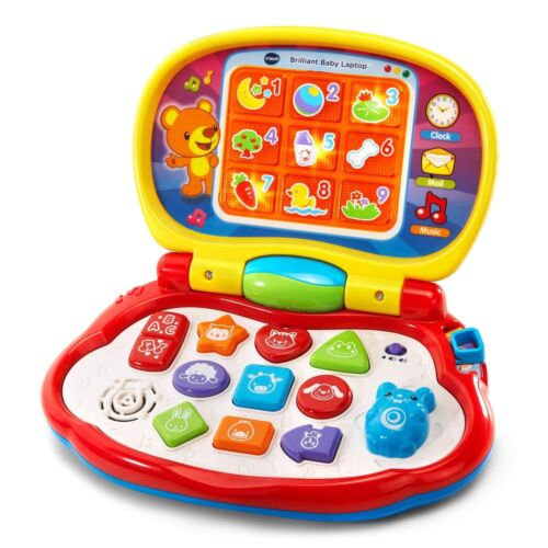 Gifts For Kids Baby Toys Tablet Vtech Boy Girl Learning System Explore And Learn