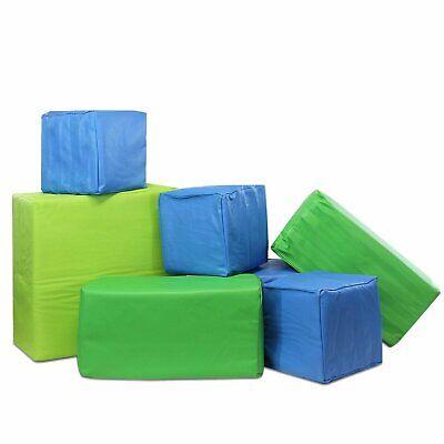 Children Memory Foam Soft Building Jumbo Playing Blocks For Kids - Open - Foam Blocks For Kids