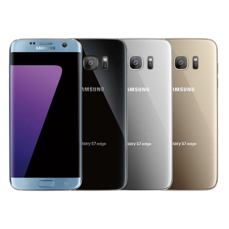 Samsung G935 Galaxy S7 Edge 32GB Verizon Wireless 4G LTE Android Smartphone