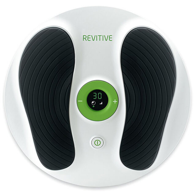 Blood Circulation Booster Foot Massager Revitive DX Anti Swelling Free Delivery
