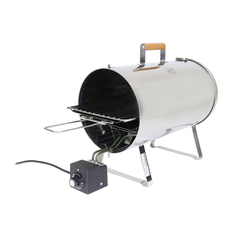 Muurikka elektrischer Räucherofen Pro, 25 cm Ø, 1100W   Elektro Smoker
