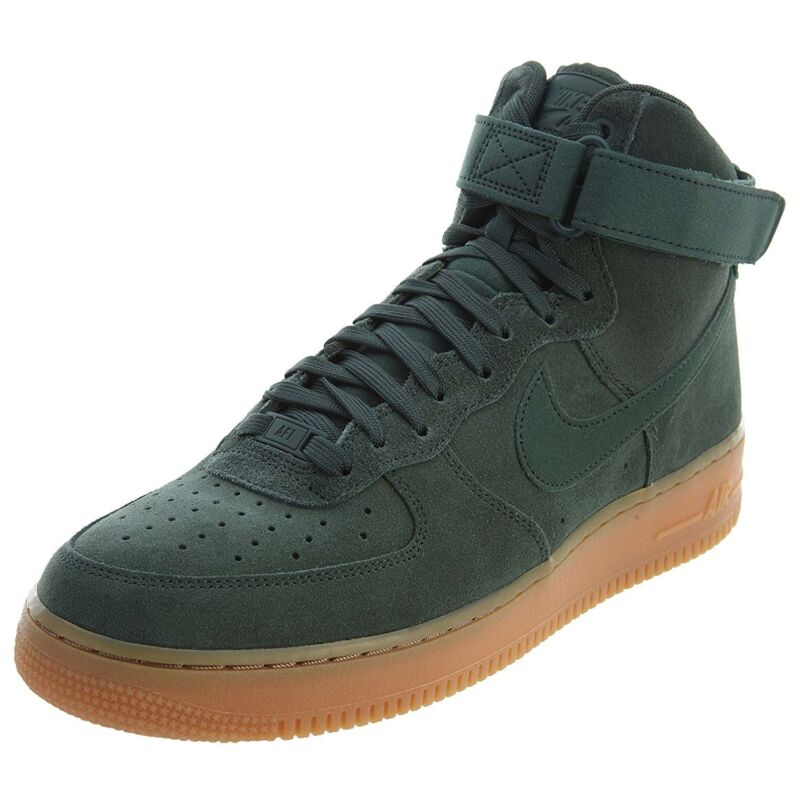 quality design 84824 8e53f Nike Air Force 1 High 07 LV8 Suede Vintage GreenVintage Green (AA1118