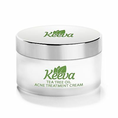 Keeva Acne Scar Treatment Blackhead Removal Best Tea Tree Oil Acne Cream