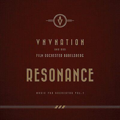 """VNV NATION Resonance 6x10"""" VINYL+CD+BUCH BOX 2015 LTD.2500"""