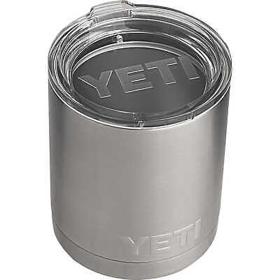 YETI Rambler 10oz Vacuum Insulated Stainless Steel Lowball w
