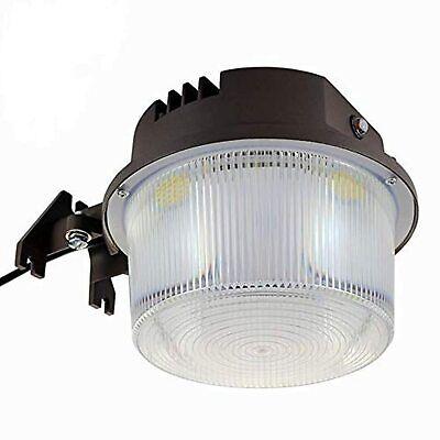 Dusk To Dawn Led Barn Light W Photocell 5000k Outdoor Floodlight Security Lamp