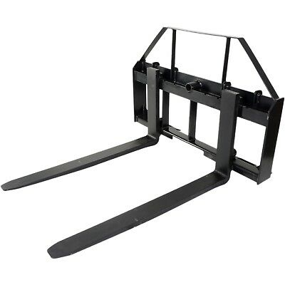 48 Pallet Fork Attachment Landscape Forks Kubotaholland Skid Steer Quick At