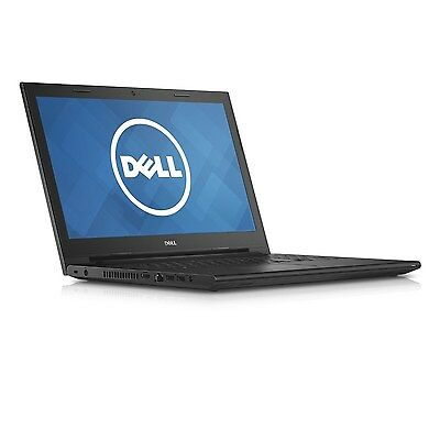 Dell Inspiron 15 I3542 Laptop 4th Gen Intel i3-4030U 4GB 1TB DVDRW WebCam W/8.1