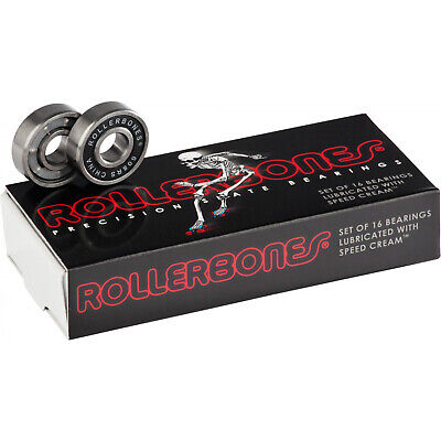 BONES REDS BEARINGS REPLACEMENT 2-Pack Skateboard Scooter Inline Bearing x2 Sports & Outdoors