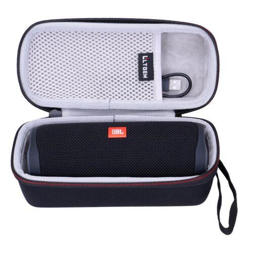 LTGEM Hard Case for JBL FLIP 5 Waterproof Portable Bluetooth Speaker (Case Only)