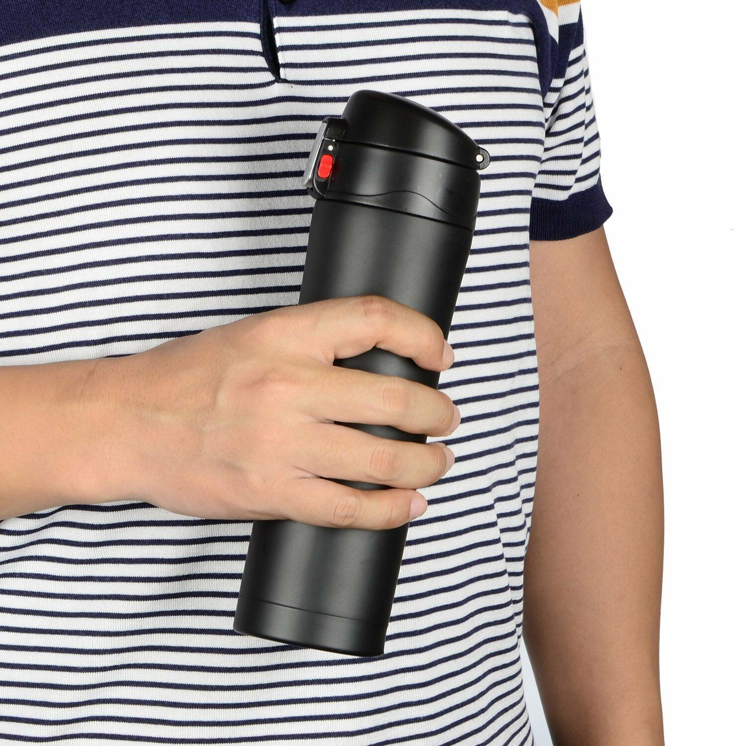 Coffee Mug Traveling Cup Leak Proof Vacuum Thermo Bottle Off