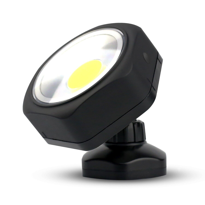 PowerFirefly 250 Lumens COB LED Rotating Work Light with Str