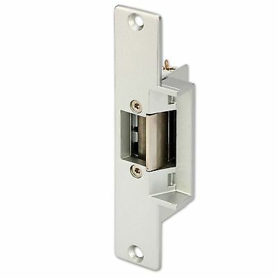 Electric Strike Lock For Access Control Standard Type Nc Wood Metal Door